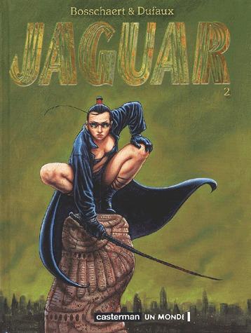 Jaguar 2 - Jaguar - Tome 2