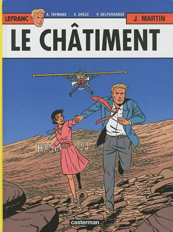 Lefranc 21 - Le châtiment d'Hollywood