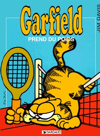 Garfield édition simple 1999