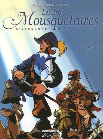 Les Trois Mousquetaires, d'Alexandre Dumas édition simple