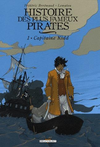 Histoire des plus fameux pirates
