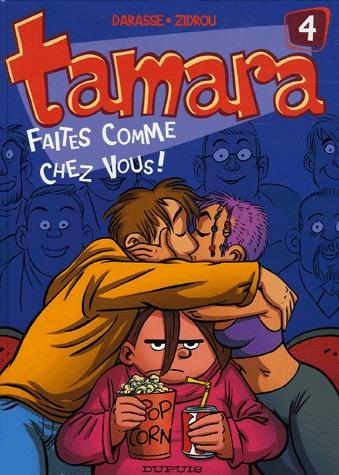 Tamara 4 - Faites comme chez vous !