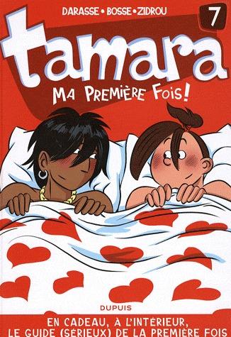 Tamara 7 - Ma première fois !
