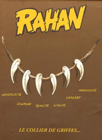 Rahan édition coffret