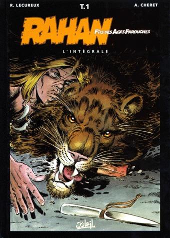 Rahan édition Intégrale 2000