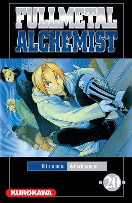 Fullmetal Alchemist # 20