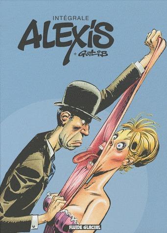 Alexis   Gotlib édition intégrale