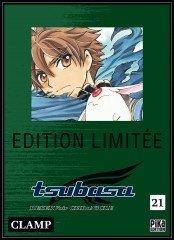 Tsubasa Reservoir Chronicle édition COLLECTOR DVD