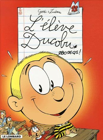 L'élève Ducobu # 12