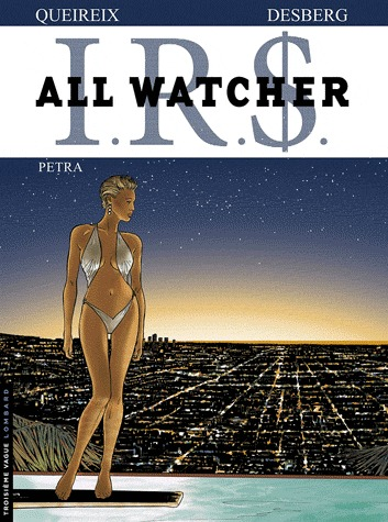 I.R.S. All watcher # 3 simple