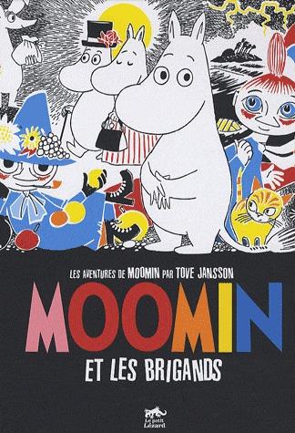 Les aventures de Moomin édition simple