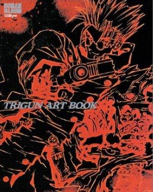 Trigun Art Book édition Trigun Art Book