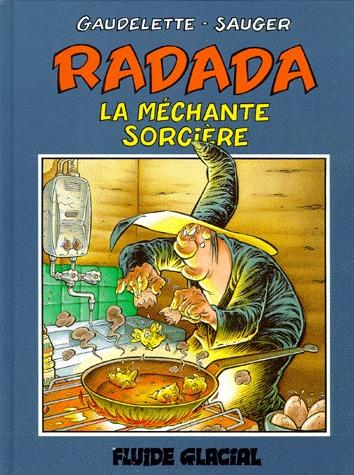 Radada la méchante sorcière édition simple
