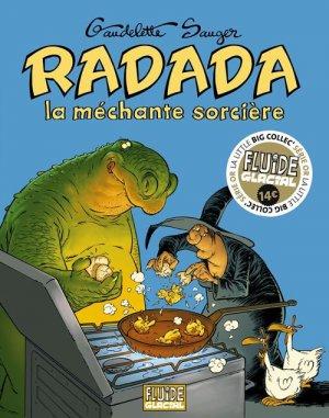 Radada la méchante sorcière édition intégrale - Série or