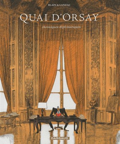 Quai d'Orsay T.1