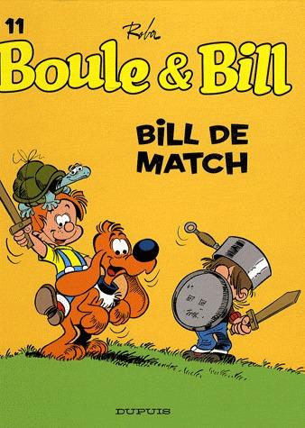 Boule et Bill T.11