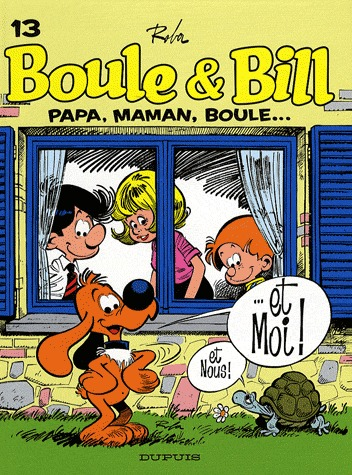 Boule et Bill T.13