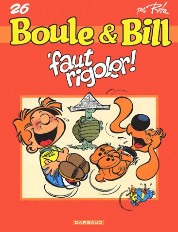 Boule et Bill # 26