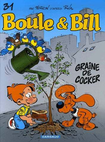 Boule et Bill # 31
