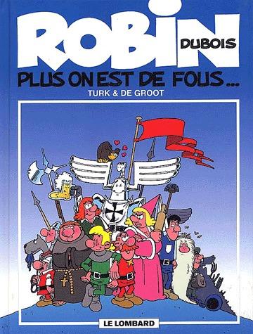 Robin Dubois édition Réédition