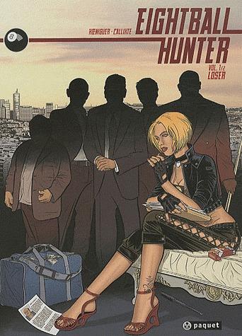 EightBall Hunter #1