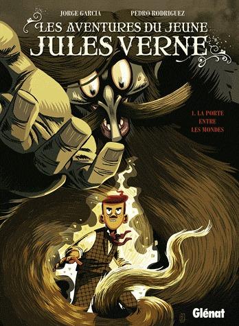 Les aventures du jeune Jules Verne édition simple