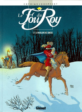 Le fou du Roy édition simple 1998