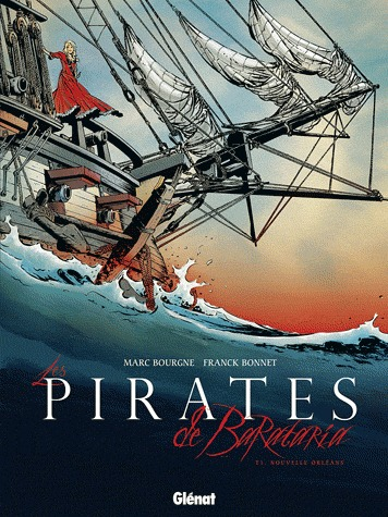 Les pirates de Barataria T.1
