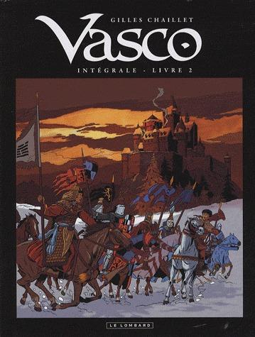 Vasco 2 - Livre 2