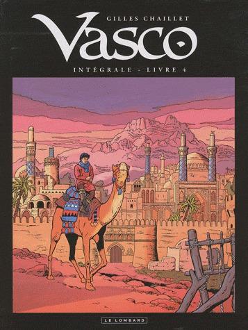 Vasco 4 - Livre 4