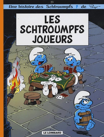 Les Schtroumpfs # 23