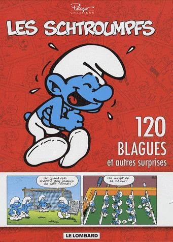 Les Schtroumpfs - 120 blagues et autres surprises édition simple