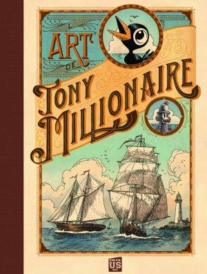 L'art de Tony Millionaire édition simple