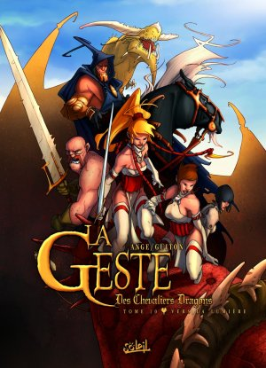 La geste des chevaliers dragons # 10
