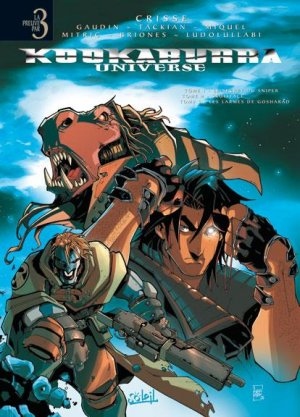 Kookaburra Universe édition intégrale
