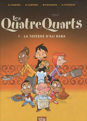 Les Quatre Quarts édition simple
