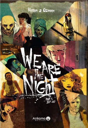 We are the Night édition simple