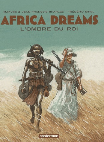 Africa dreams édition simple
