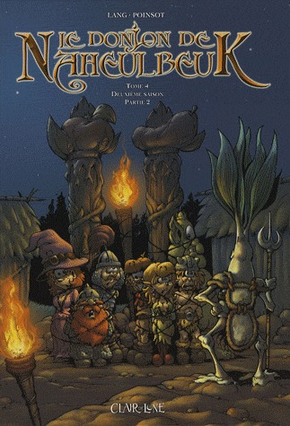 Le donjon de Naheulbeuk # 4