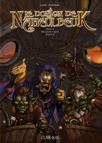 Le donjon de Naheulbeuk # 5