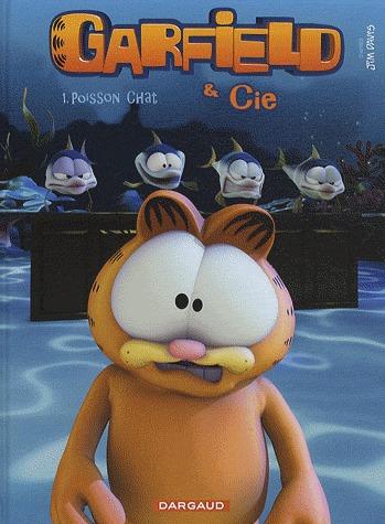 Garfield et Cie édition simple