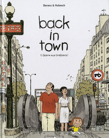 Back in town édition simple