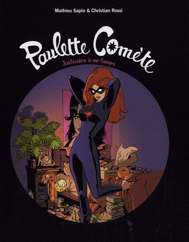 Paulette Comète édition simple