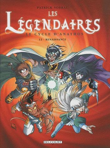 Les Légendaires # 12