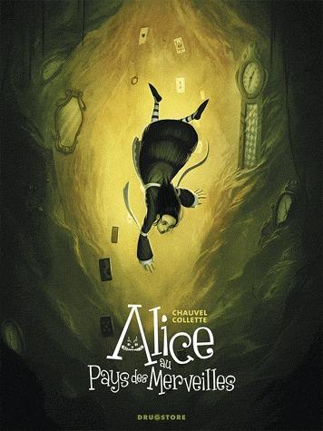 Alice au pays des merveilles (Chauvel/Collette)