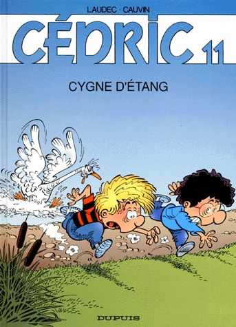 Cédric 11 - Cygne d'étang