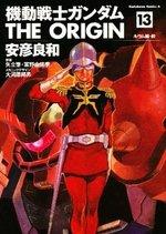 couverture, jaquette Mobile Suit Gundam - The Origin 13  (Kadokawa)