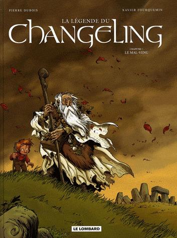 La légende du Changeling T.1
