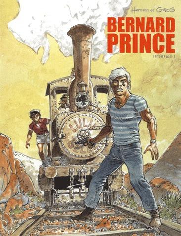 Bernard Prince édition intégrale