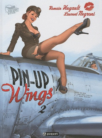 Pin-up Wings édition simple